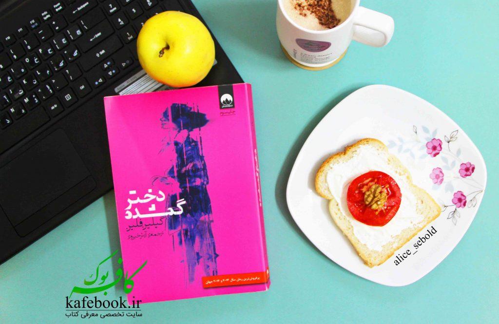 رمان دختر گمشده - رمان دختر گمشده را در کافه بوک بخوانید - معرفی رمان دختر گمشده