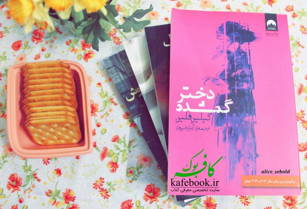 رمان دختر گمشده - خلاصه رمان دختر گمشده را در کافه بوک بخوانید