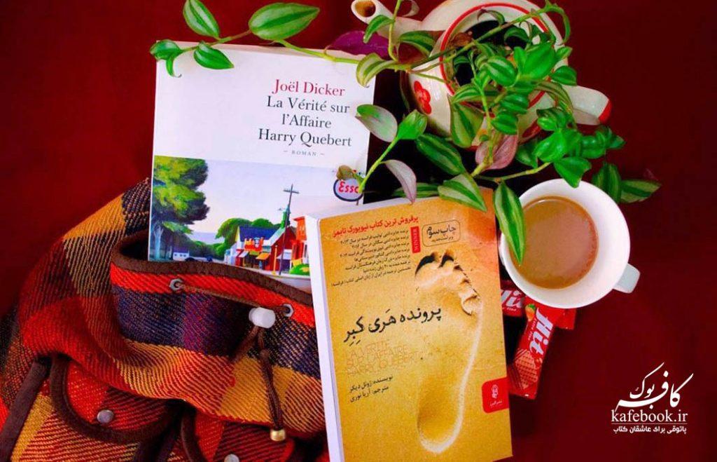 کتاب پرونده هری کبر - خلاصه کتاب پرونده هری کبر در کافه بوک