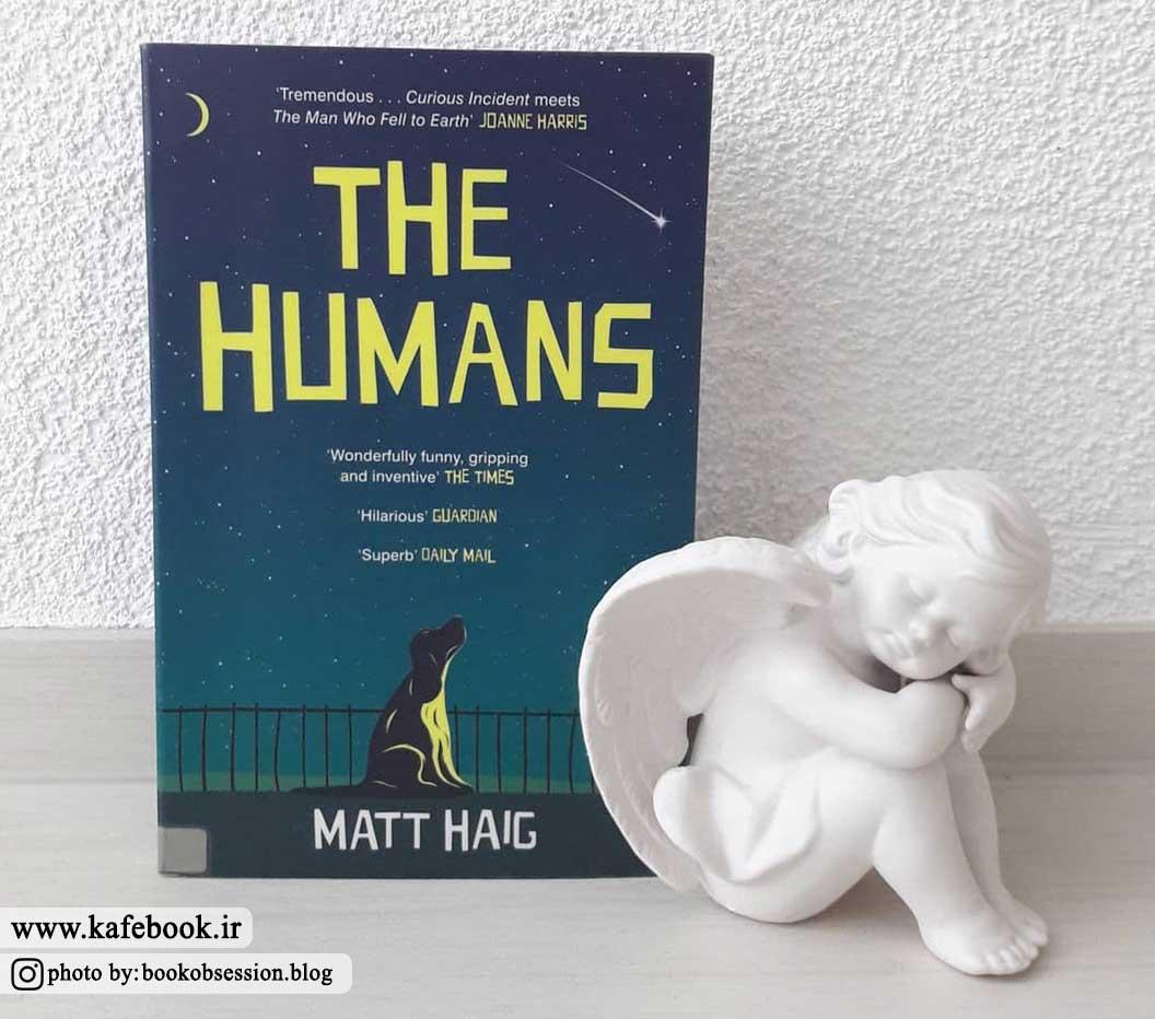 خلاصه کتاب انسان ها در کافه بوک