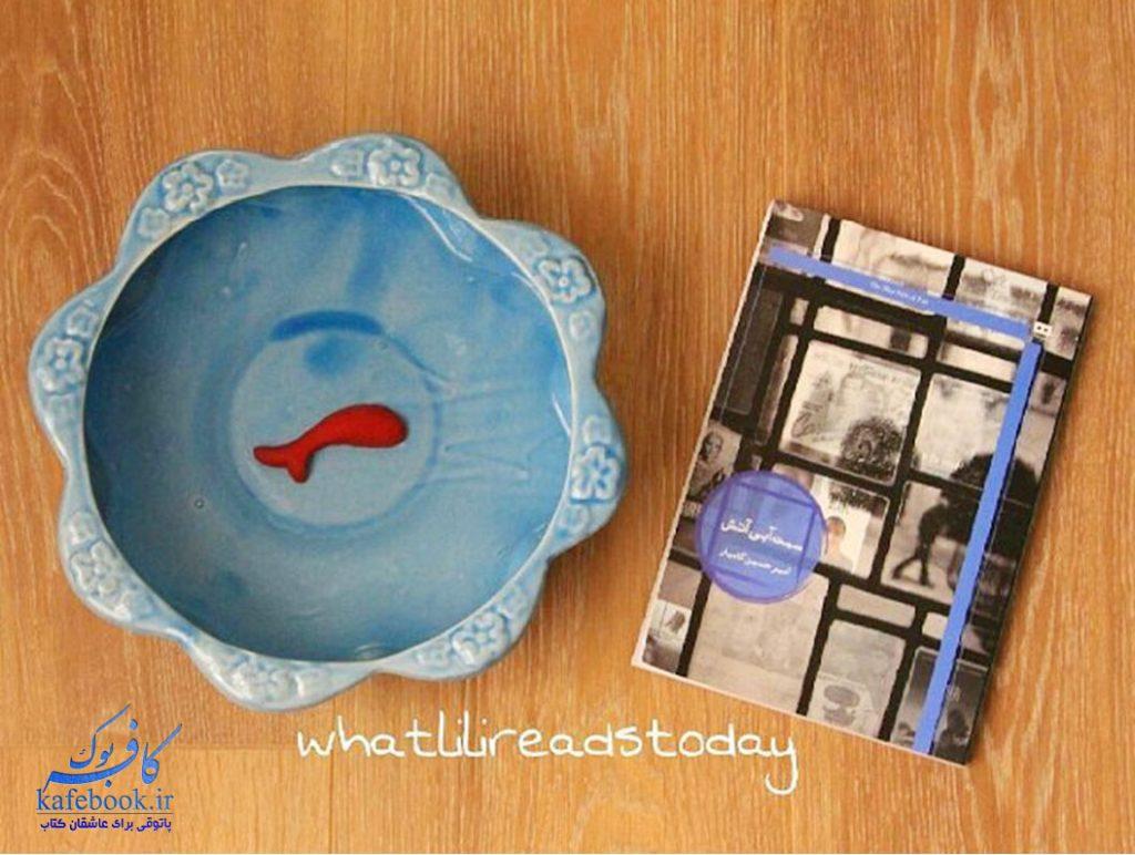 کتاب سمت آبی آتش - خلاصه کتاب سمت آبی آتش
