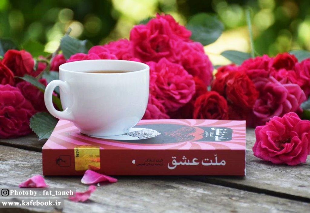 کتاب ملت عشق - خلاصه کتاب ملت عشق
