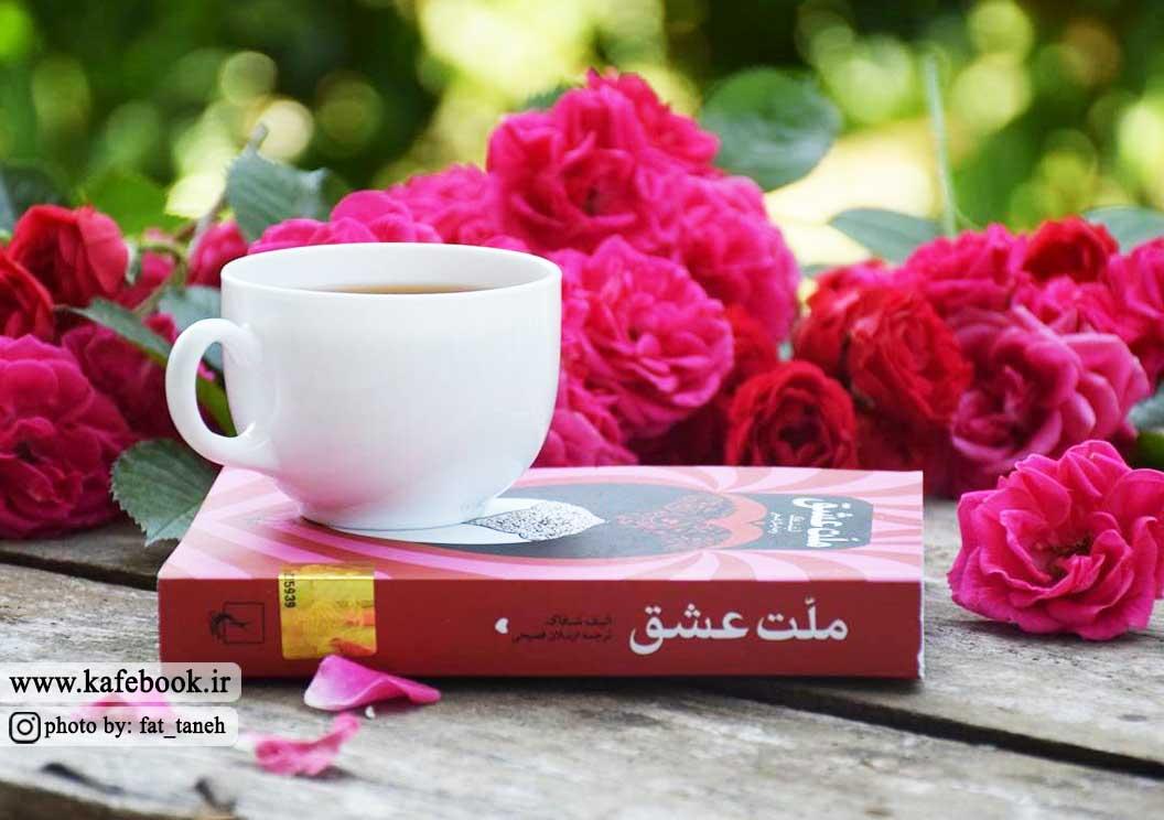 داستان کتاب ملت عشق