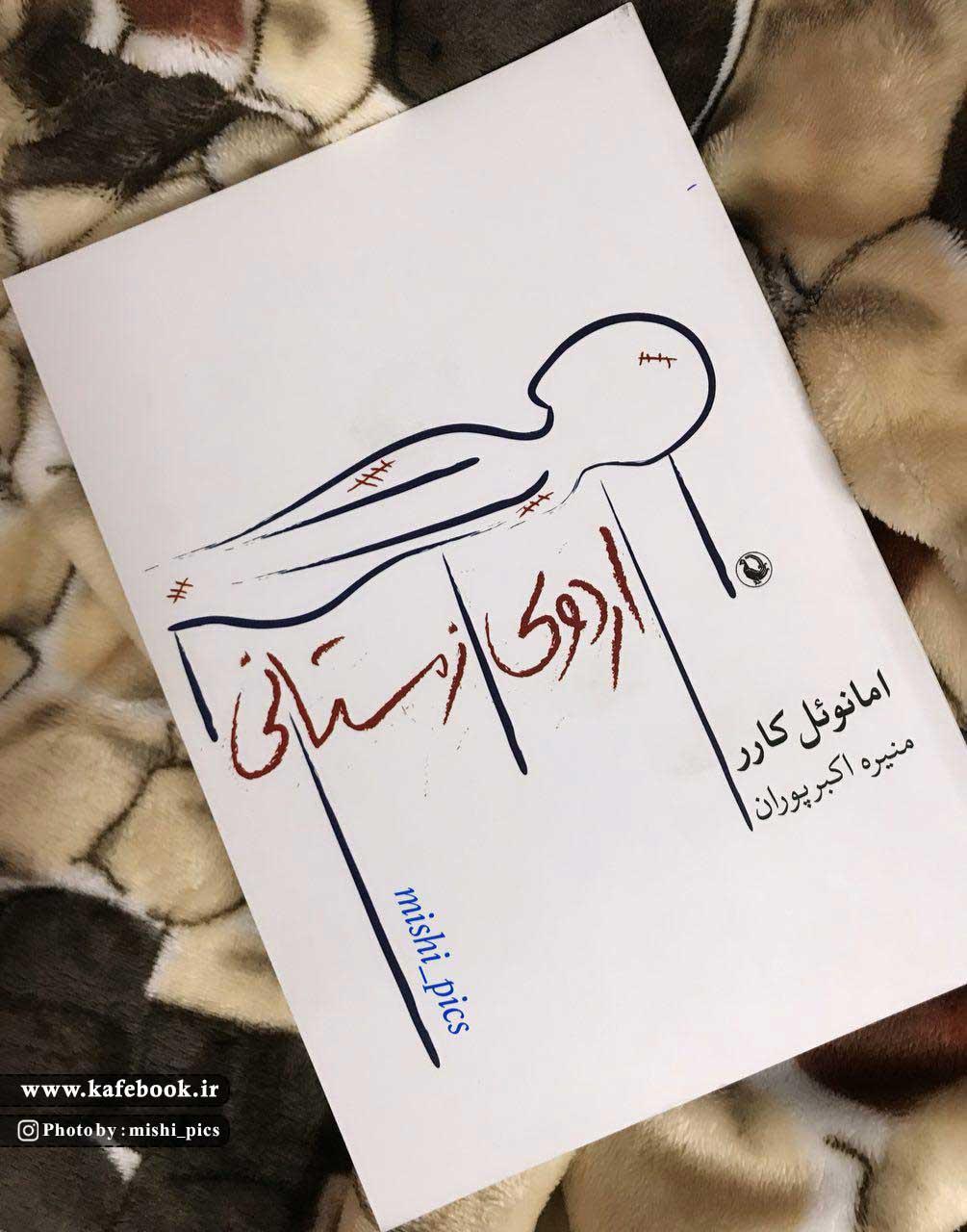 خلاصه کتاب اردوى زمستانى