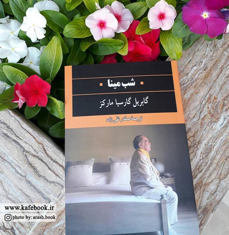 خلاصه کتاب شب مینا